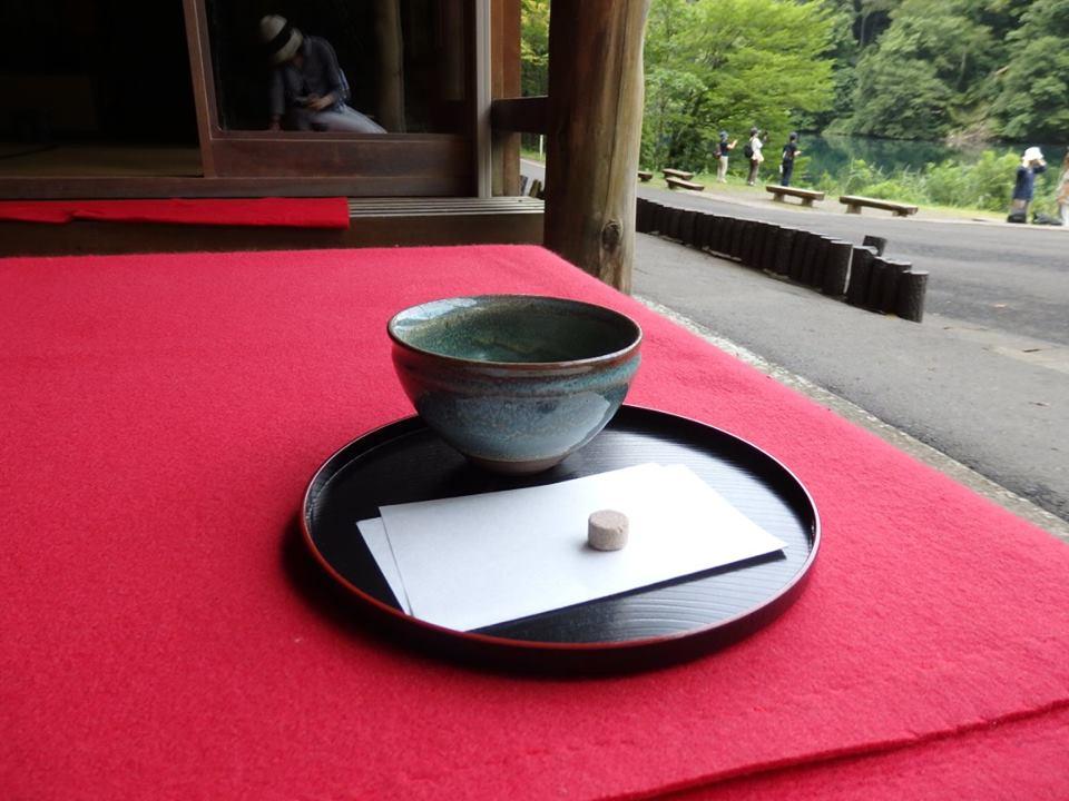 茶屋、十二湖庵