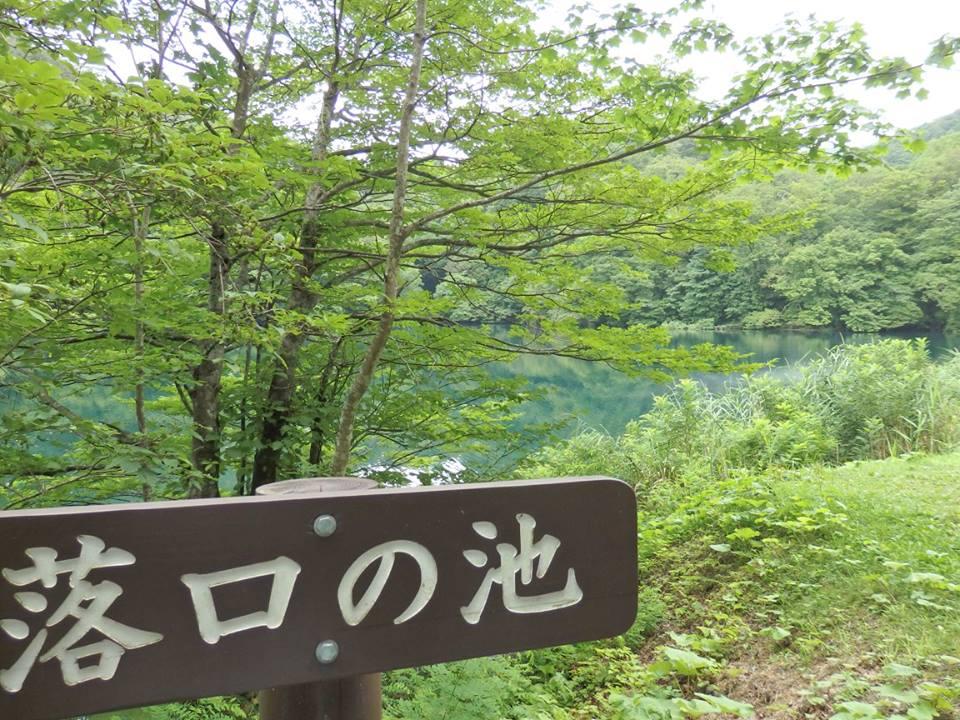 落口の池(おちくちのいけ)