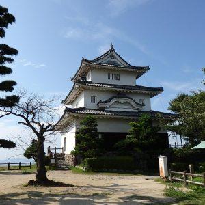 丸亀城の天守