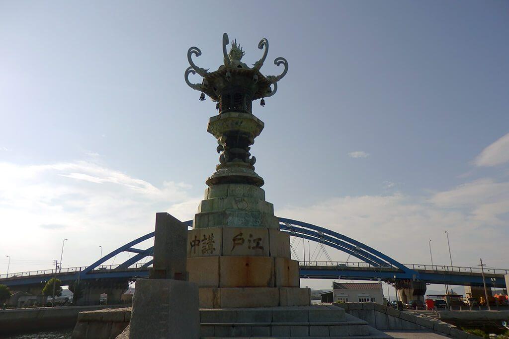 太助灯籠(金比羅講灯籠)
