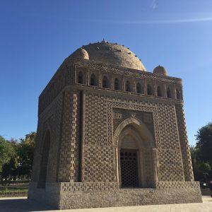 イスマイール・サーマニ廟