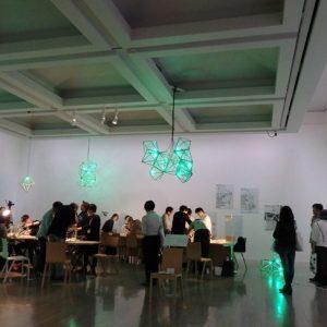 オラファー・エリアソン Green light-アーティスティック・ワークショップの様子