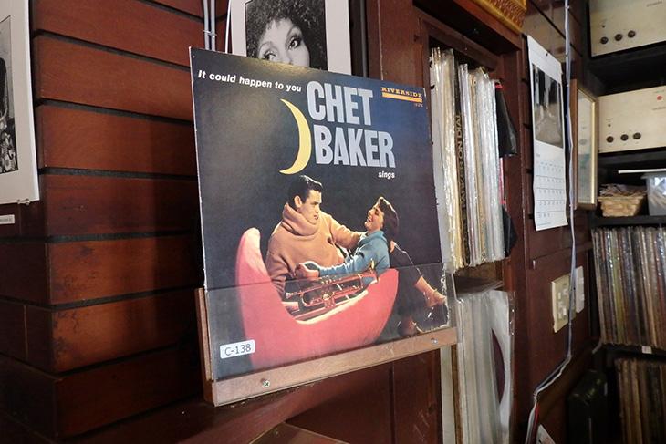 チェット・ベイカー レコード