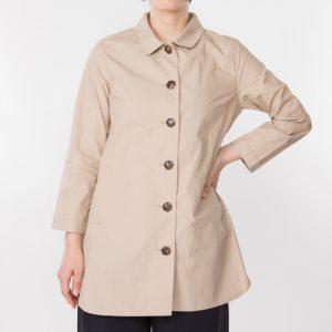 刺繍コート