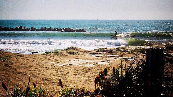 いすみのビーチ