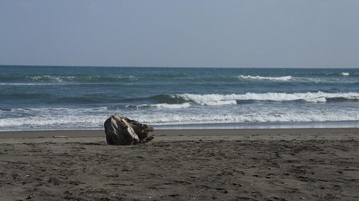 宮崎の木崎浜