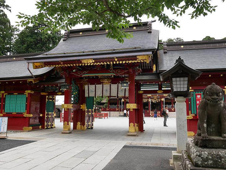 鹽竈神社(しおがまじんじゃ)