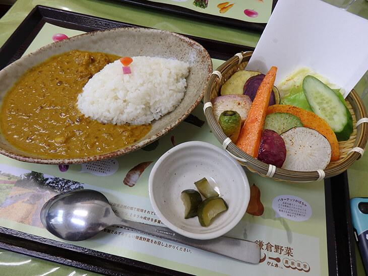 鎌倉野菜カレー
